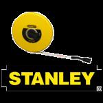 Wincha en fibra de Vidrio Marca STANLEY de 30 metros